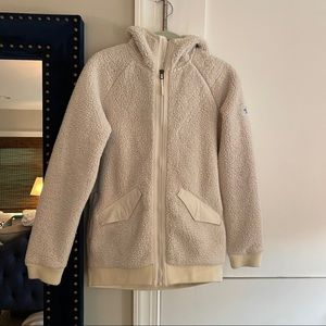 North Face Teddy Coat